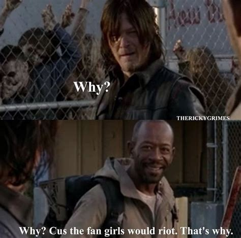 Daryl Dixon Meme - 629 best images about daryl dixon funny memes on pinterest walking dead memes walking and