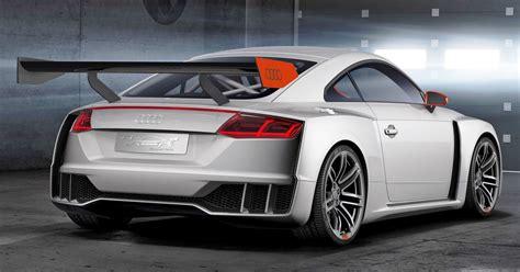 2015 Audi Tt Clubsport Turbo Concept