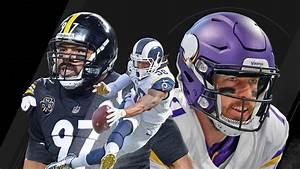 NFL 2017 Week 15 Power Rankings - Biggest statistical ...