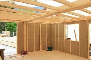 Isolation Extérieure Bois : fibre de bois isolation ~ Premium-room.com Idées de Décoration