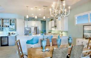 belle demeure a miami a larchitecture interieure ouverte With decoration maison cuisine americaine