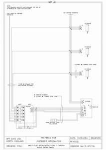 Bpt Wiring Diagrams