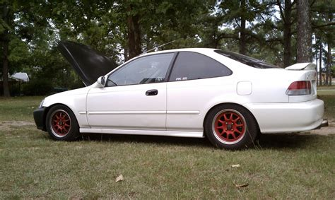 2000 Honda Civic Si For Sale