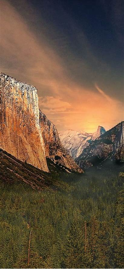 4k Iphone Captain Wallpapers Yosemite Gorgeous Valley