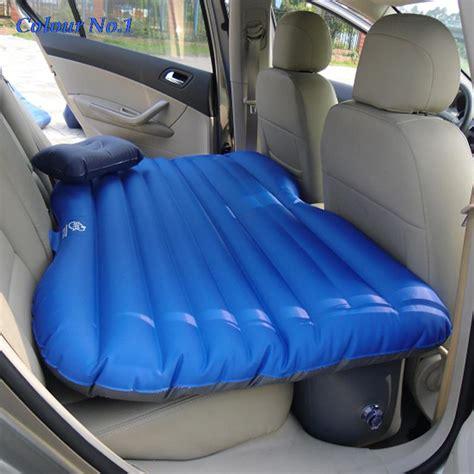 siege lit siège arrière de voiture cover voyage de matelas d air de
