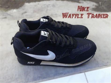 Sepatu Nike Md Series jual sepatu sport nike md runner hitam putih sepatu