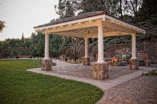 Outdoor Wood Patio Covers