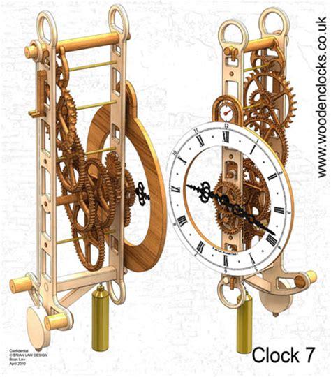 wooden clocks  woodworking