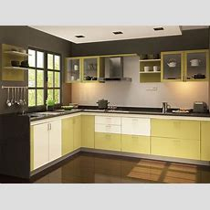 Canberra L Shaped Kitchen From Capricoast  Modern