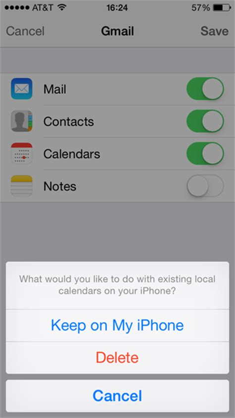 gmail iphone setup how to set up a gmail account in ios 7 apple gazette