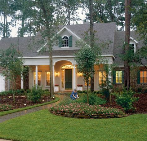 inspiring classic southern house plans photo simply a classic valleydale plan 809 southern living