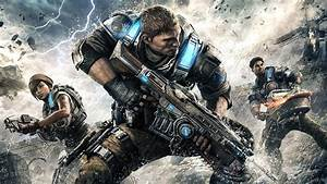 Coming To Xbox One This Week Gears Of War 4 Battlefield