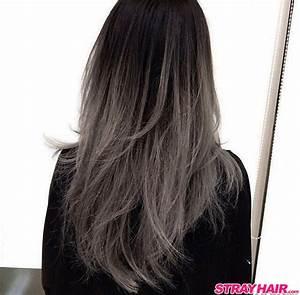 Gorgeous Gunmetal Gray Hair – StrayHair