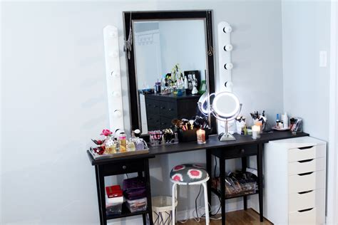 meuble rangement maquillage