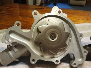 Check Out My Water Pump  - Ford F150 Forum