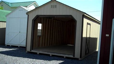 what is sheds 12x20 shed