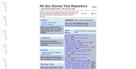 Asstr Review 2020 All Secrets Of Erotic Fiction Site