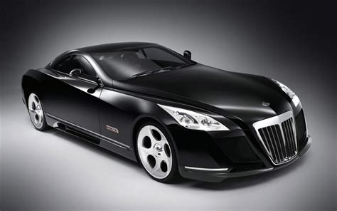 Maybach Exelero Rare Cars Wallpaper