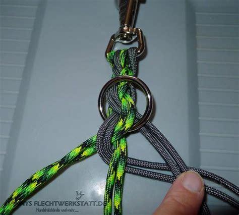 hundeleine und halsband rundflechten paracord paracord hundeleine paracord anleitung hundeleine und halsband hund