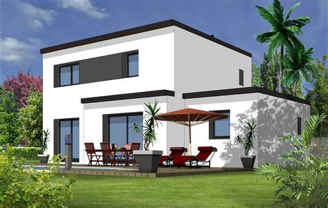 modele de maison moderne a construire ventana