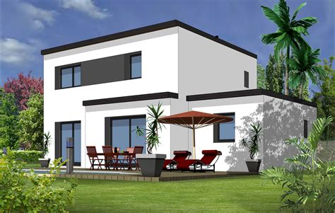 modele de maison moderne modele de maison moderne a construire ventana