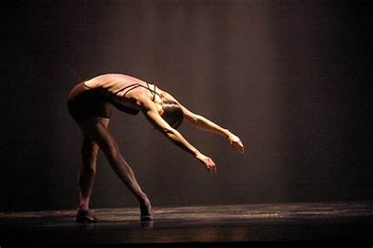 Dance Contemporary Company Modern Jumps Dancer Wallpapers