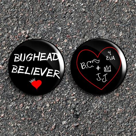 riverdales bughead inspired items  etsy