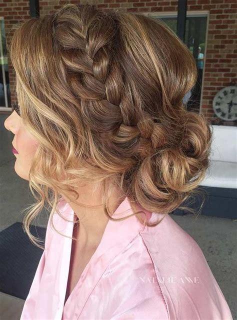 27 gorgeous prom hairstyles for long hair braidistas