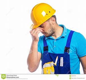 Builder - Construction Worker Stock Image - Image of adult ...