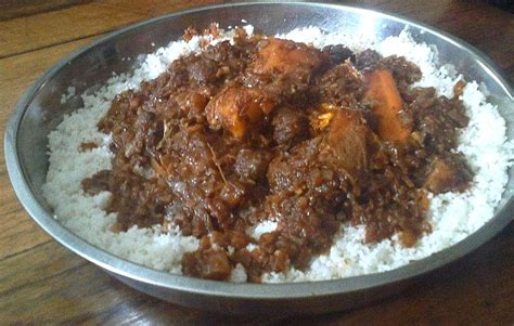 recette cuisine malienne thiou