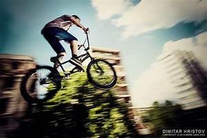 Bmx Rider Jumps