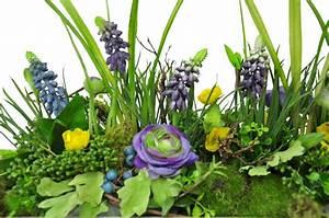 Was Sind Frühlingsblumen : dekoschale fr hlingsblumen aus natur lackiertem massivem ~ Whattoseeinmadrid.com Haus und Dekorationen