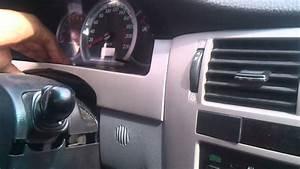 Desmontar Tablero Chevrolet Optra    Jmk