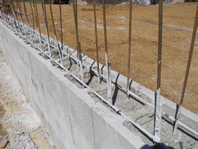 mur en agglo coffrant prix parpaing a bancher thefacehome