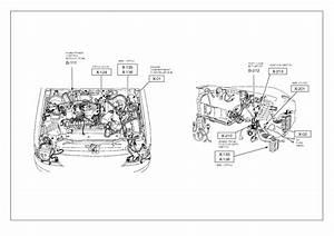 2007 Mazda B Series Truck Service Shop Set Oem Service And