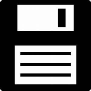 Disquete de almacenamiento de datos digitales o guardar ...