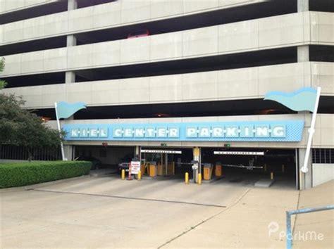 Kiel Center Garage  Parking In Saint Louis Parkme