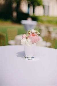 Mint Julep Cocktail Table Centerpiece Elizabeth Anne