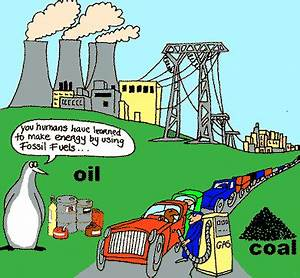 Fossil Fuels and Energy assignment 2010: What are FOSSIL ...