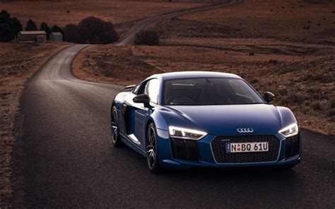 buck top 8 cars from lights out v drag illustrated fonds d 233 cran audi r8 v10 voiture bleue vue de les