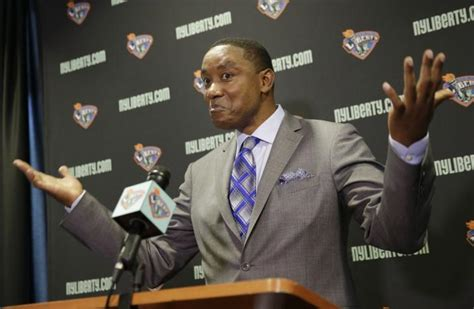 Isiah Thomas Dodges Sex Harassment Past As New Liberty