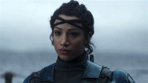 The Mandalorian newcomer Sasha Banks reveals her one-of-a ...