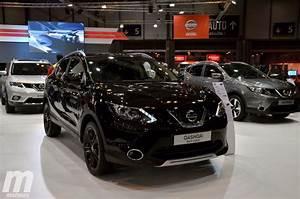 Nissan X Trail Black Edition : nissan qashqai y x trail black edition nuevas ediciones limitadas desde el sal n de madrid ~ Gottalentnigeria.com Avis de Voitures