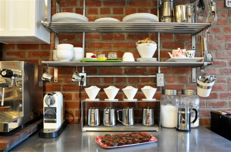 etagere inox cuisine professionnelle add sleek shine to your kitchen with stainless steel shelves