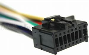 Wire Harness For Pioneer Deh7300bt Deh