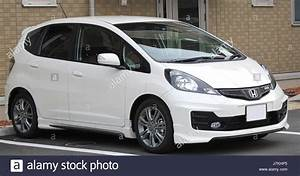 2010 Honda Fit Rs Stock Photo  142416573
