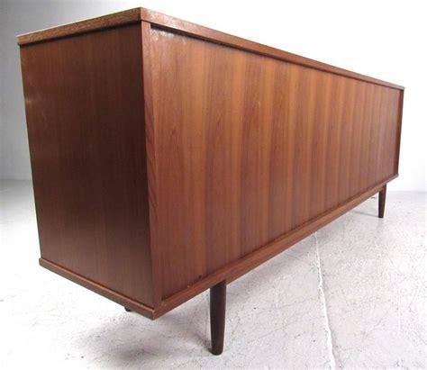 Modern Sideboards For Sale by Italian Modern Teak Sideboard For Sale At 1stdibs