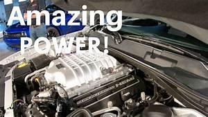 2019 Dodge Challenger Srt Hellcat Redeye Engine With 797