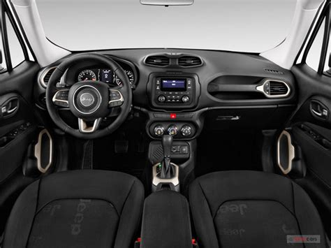 2015 Jeep Renegade Pictures Dashboard U S News World
