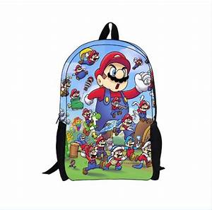 Super Mario Tasche : online kaufen gro handel super mario schultasche aus china ~ Kayakingforconservation.com Haus und Dekorationen
